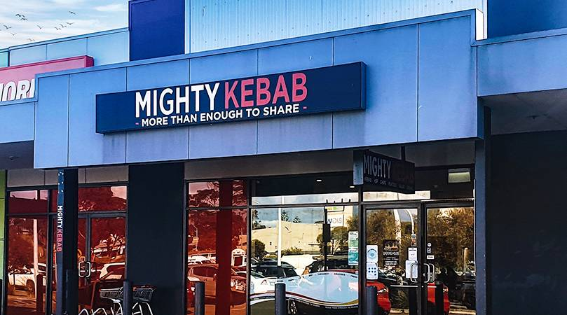 Mighty Kebab Wonthaggi Store